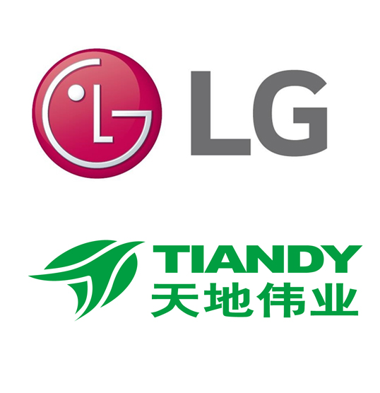 LG & Tiandi